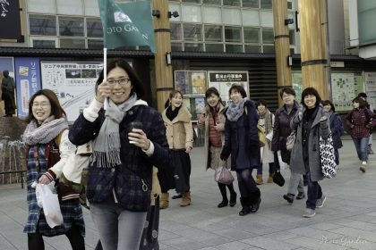 PHOTO GARDEN4周年記念 日帰り撮影バスツアー in 近江八幡
