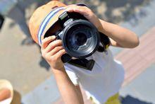 【開催中止】GW特別企画「虹をさがそう!こどもカメラマン♪」