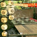 【募集告知】8/2(木)開催*SHA.sha.PAKU vol.53「夏の贅沢*納涼*貴船川床料理♪」