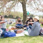 *開催レポート*SHA.sha.PAKU vol.49「佐保川さくら*さくら*」諦め「馬見丘陵公園でチューリップ♪」