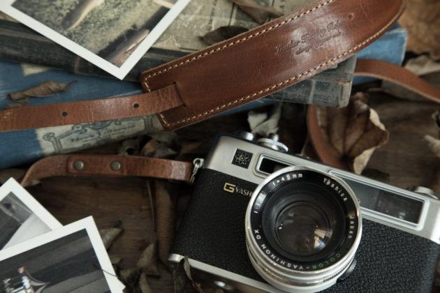 「私だけのフィルムカメラを見つけに行こう♪」