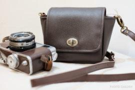 カメラバッグ*チョコレートボックス