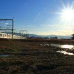 【終了】小寺勉 写真展『平城宮跡と鉄道 ~朝の風景~』