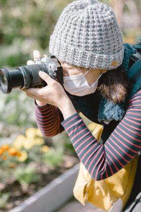 【生徒募集】4月スタート*PHOTO GARDEN 定期写真教室 2021年度 受講生募集します!
